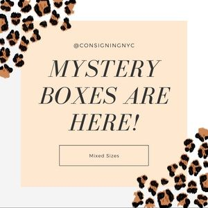 5 lbs Mystery Boxes - Mixed Sizes